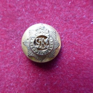 Indian Medical Staff, Geo V period officer's small button