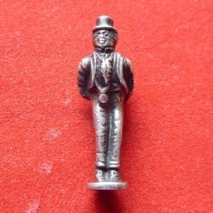 A late Viictorian / Edwardian pipe tamper