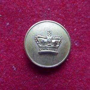 Victorian court dress button