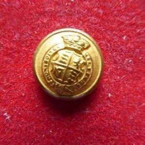 British Consular Service button, 17mm