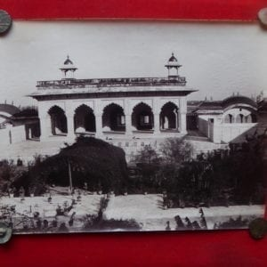 Agra, the Fort, circa 1900.