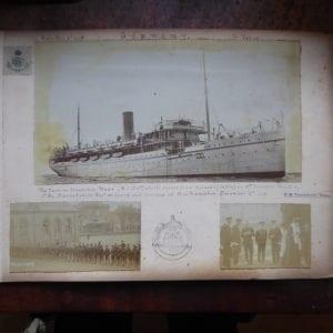 British India Co Troopship