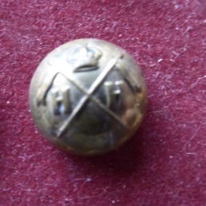 Hodson's Horse, 19mm officer's button