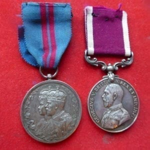 Viceroy's Band. A scarce pair of medals to a sergeant in the band