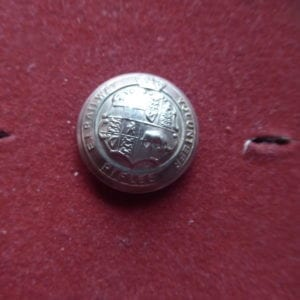 East India Volunteer Rilfes, large 26mm button