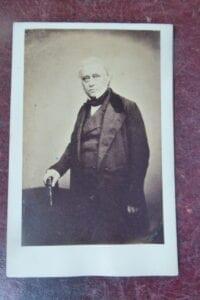 Thomas Babbington Macaulay, first Baron Macaulay [1800 - 1859] c d v