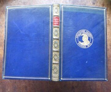 Attractive copy of a standard biography of Warren Hastings