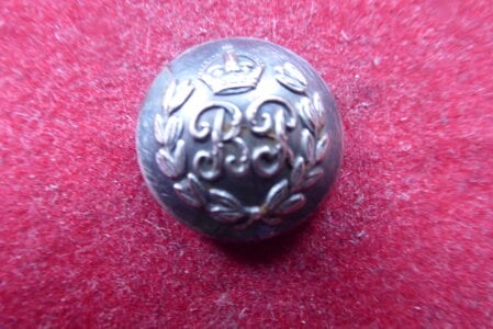 Bengal Police. officer's 18mm button.
